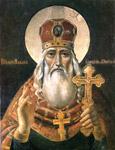 Μετακομιδή του Ιερού λειψάνου του Αγίου Μακαρίου του Ιερομάρτυρα