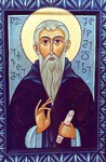 Όσιος Ευθύμιος ο Νέος κτήτορας της Μονής Ιβήρων Αγίου Όρους