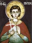 Άγιος Μάρκος ο Νεομάρτυρας ο Κρής που μαρτύρησε στη Σμύρνη