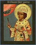 Άγιος Δημήτριος ο Μοσχοβίτης, ο Θαυματουργός