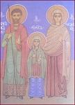 Άγιοι Ζαβουλών και Σωσσάνη