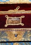 Η λειψανοθήκη του Οσίου Παναγή Μπασιά