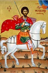 Άγιος Θεόδωρος ο Στρατηλάτης - Μιχαήλ Χατζημιχαήλ© www.michaelhadjimichael.com