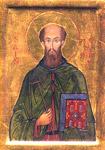 Άγιος Columba φωτιστής της Σκωτίας