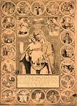 Άξιον εστί. Η θαυματουργή εικόνα του Πρωτάτου - Έργο και φωτογραφία Βενιαμίν ιερομονάχου Κοντράκη (1872) - Συλλογή Αγιορειτικής Φωτοθήκης