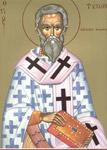 Άγιος Τύχων ο<br />Θαυματουργός επίσκοπος