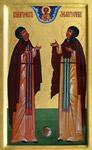 Άγιοι Πέτρος και Φεβρωνία οι θαυματουργοί