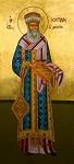 Άγιος Κύριλλος Λούκαρις Πατριάρχης Κωνσταντινουπόλεως