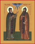 Όσιοι Σέργιος και Γερμανός οι θαυματουργοί οι εν Βαλάμη