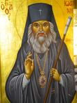 Άγιος Ιωάννης Μαξίμοβιτς - Βοιωτία