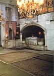 Ο σύγχρονος ναός της Παναγίας των Βλαχερνών