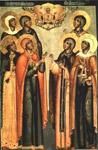 Οσία Μάρθα μητέρα του οσίου Συμεών, που ασκήτευσε στο όρος Θαυμαστόν