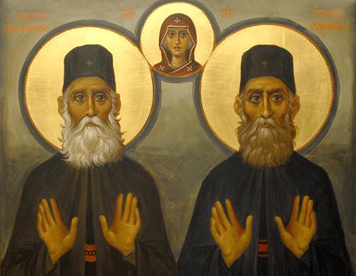 Ορθόδοξος Συναξαριστής :: Όσιοι Παρθένιος και Ευμένιος οι εν Γορτύνη της  Νήσου Κρήτης