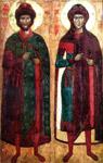 Άγιοι Μπορίσος και Γλιέβος οι Μάρτυρες