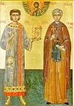 Άγιοι Στέφανος και Παύλος ο Ξηροποταμινός - μέσα του 18 αι. μ.Χ., Nέα Σκήτη Άγιον Όρος
