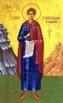 Άγιος Τριαντάφυλλος από τη Ζαγορά