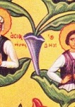 Άγιοι Αναστάσιος Πανεράς και Δημήτριος ο Μπεγιάζης