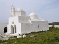 Σύναξη της Παναγίας του Νίκους στην Κύθνο