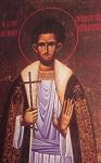 Άγιος Σταμάτιος από τον Βόλο