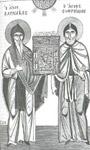 Όσιοι Βαρνάβας, Σωφρόνιος και Χριστόφορος
