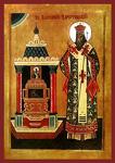 Άγιος Αθανάσιος ο Πατελλάρος, ο Καθήμενος, Πατριάρχης Κωνσταντινουπόλεως