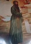 Όσιος Συμεών ηγούμενος Ιεράς μονής Φιλοθέου Αγίου Όρους ο Μονοχίτων και Ανυπόδητος