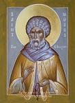 Όσιος Μωυσής ο Αιθίοπας - Julia Hayes© (www.ikonographics.net)