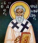 Άγιος Φιλωνίδης ο Ιερομάρτυρας