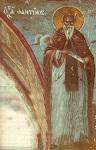 Όσιος Φαντίνος θαυματουργός