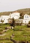 Σύναξη της Παναγίας της Καταπολιανής στην Τήνο