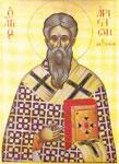 Άγιος Αριστίων Ιερομάρτυρας επίσκοπος Αλεξανδρείας