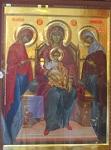 Σύναξη της Παναγίας της Πασών γενεών ευφροσύνη στον Άγιο Δημήτριο