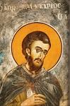 Άγιος Μακάριος ο Νέος ο οσιομάρτυρας