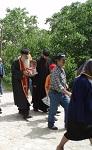 Λιτανεία της εικόνας του Οσίου Γερασίμου κτήτορα της Ιεράς Μονής Αγίας Τριάδος Σουρβίας