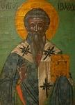 Άγιος Ηρακλείδης επίσκοπος Ταμάσου Κύπρου - 18ος αιώνας μ.Χ