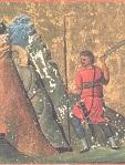 Αγία Αριάδνη - Μηνολόγιον Βασιλείου Β΄, φ. 48 (11ος αι.)