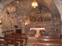 Η οικία του Απόστολου<br />Ανανία στη Δαμασκό.