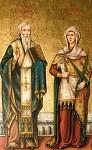 Άγιος Κυπριανός και Αγία Ιουστίνη