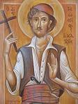 Άγιος Γεώργιος ο Νεομάρτυρας που μαρτύρησε στο Καρατζασού