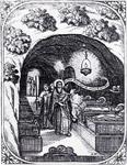 Όσιος Διονύσιος ο Έγκλειστος «εν τω Σπηλαίω»