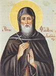 Όσιος Φιλόθεος ο Αγιορείτης