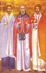Άγιοι Λάμπρος, Θεόδωρος και έτερος Ανώνυμος οι Νεομάρτυρες που μαρτύρησαν στο Βραχώρι