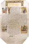 Πατριαρχική Πράξη Αγιοκατατάξεως του Οσίου Γεωργίου Καρσλίδη