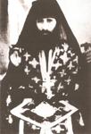 Ο Όσιος Γεώργιος Καρσλίδης ως λειτουργός το 1936 μ.Χ.