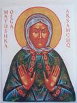 Αγία Όλγα της Αλάσκας, η Μαία