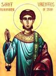 Άγιος Βικέντιος ο Διάκονος Ιερομάρτυρας