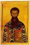 Άγιος Γρηγόριος ο Παλαμάς Αρχιεπίσκοπος Θεσσαλονίκης, ο Θαυματουργός - τέλη 16ου αι. μ.Χ. - Mονή Διονυσίου, Άγιον Όρος