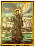 Άγιος Κωνσταντίνος ο Υδραίος Νεομάρτυρας - 13 Νοεμβρίου 1837 μ.Χ. - Σκήτη Τιμίου Προδρόμου Μονής Ιβήρων, Άγιον Όρος