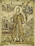 Άγιος Κωνσταντίνος ο Υδραίος Νεομάρτυρας - 27 Iουλίου 1829 μ.Χ. (Xαράκτης: Iεροδιάκονος Aγαθάγγελος Tριανταφύλλου εκ Σερρών) - Mονή Σίμωνος Πέτρας, Άγιον Όρος