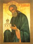 Όσιος Νίκων ο θαυματουργός μαθητής του Αγίου Σεργίου